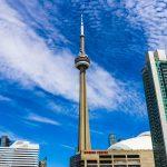cn tower à Toronto