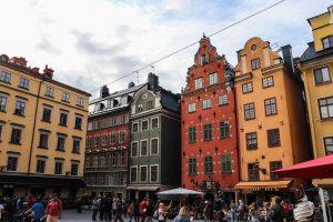 Gamla stan, quartier de stockholm