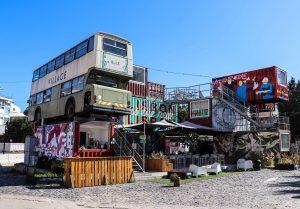 Village Underground de Lisbonne