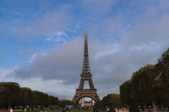 visiter paris en un jour, voyage d'une journée