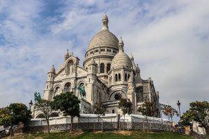 montmartre, visiter paris en une journée