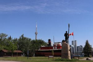 hanlan's toronto islands