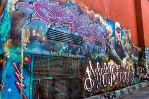 toronto graffity