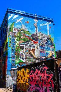 graffiti à toronto