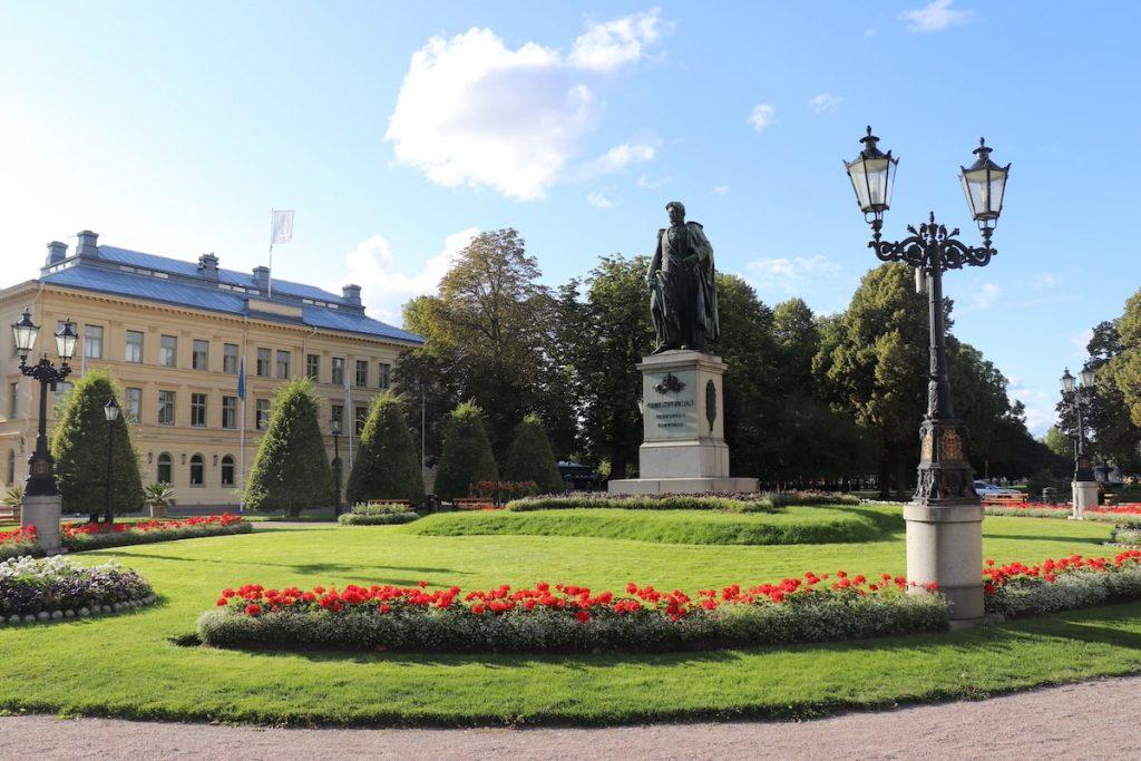 Carl Johans park norrkoping