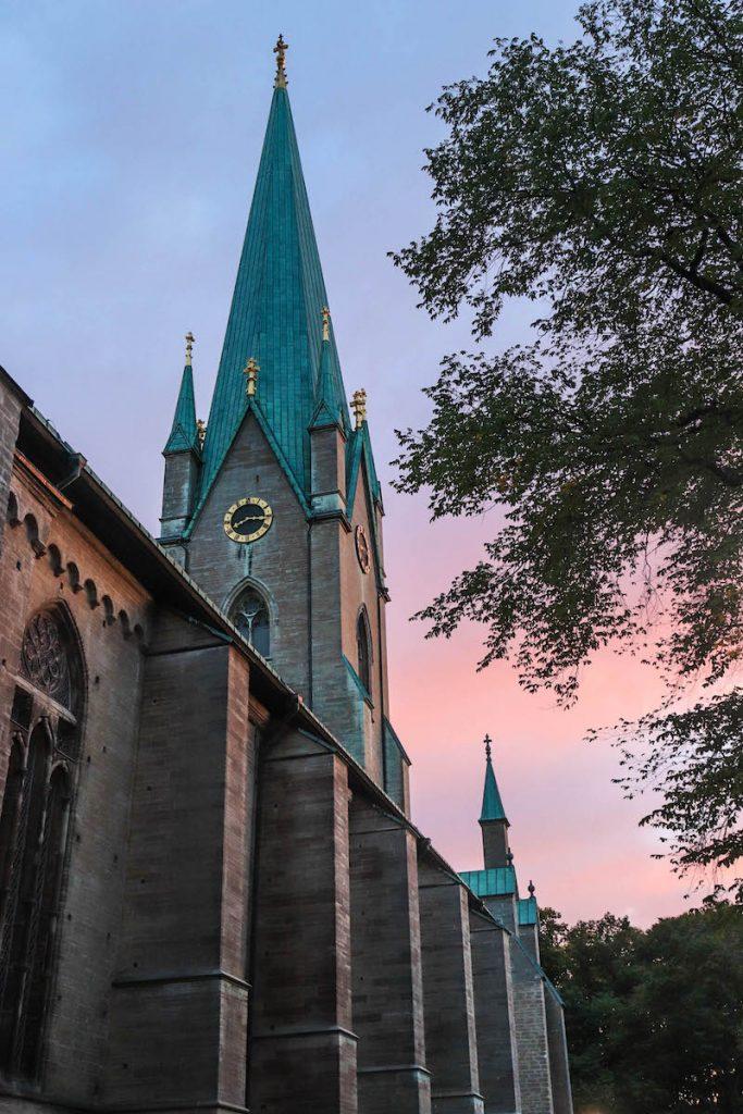 cathédrale de Linköping