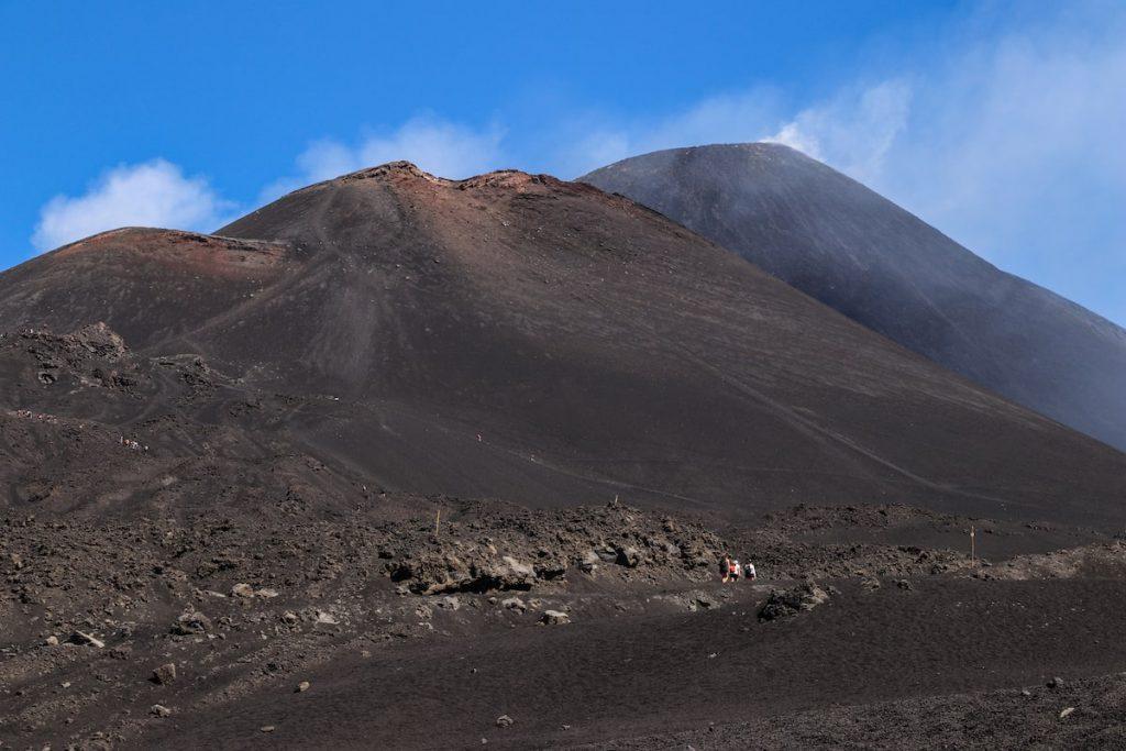 etna volcan sicile